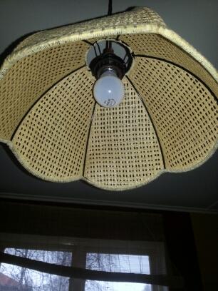 Lampa 2 före