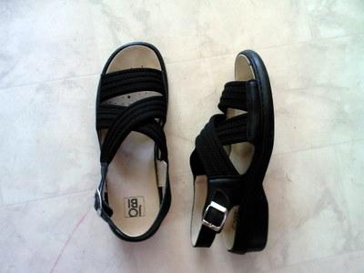 Nya sandaler