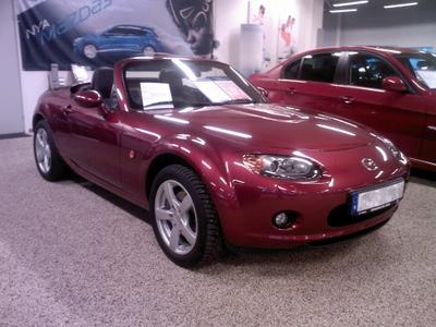 Mazda cab