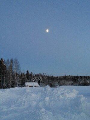 Kall måne