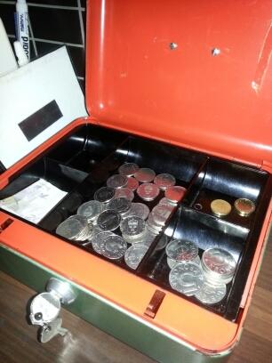 Kaffepengar