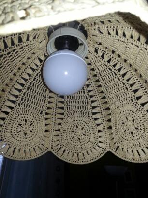 Lampa 1 efter